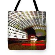 Virginia Square Metro II Tote Bag