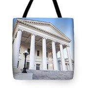 Virginia State Capitol Tote Bag