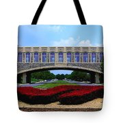 Virginia Tech - Torgersen Bridge Tote Bag