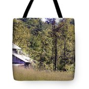 Virginia Willow Tote Bag