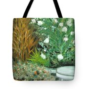 Virginia's Garden Tote Bag