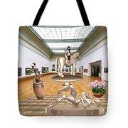 Virtual Exhibition - Girs 31 Tote Bag