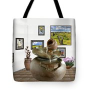 Virtual Exhibition - Source 33 Tote Bag