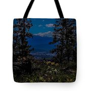 Virtuous Vista Tote Bag