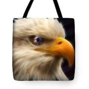 Vision Of Freedom II Tote Bag