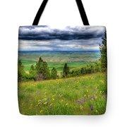 Vision Of Spring Tote Bag