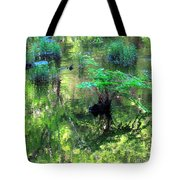 Vision Restored Tote Bag