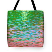 Vision Of The Beauty From Angels Tote Bag