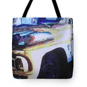 Visions Of Alpine Revisited Tote Bag