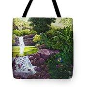 Visions Of Paradise X Tote Bag