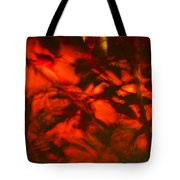 Visions Of The Forest Floor Tote Bag
