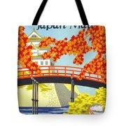 Visit Japan Tote Bag
