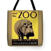Visit The Zoo Philadelphia Tote Bag