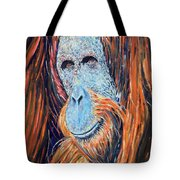 Visit To The Zoo Tote Bag
