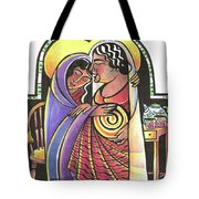 Visitation - Kitchen - Mmvsk Tote Bag