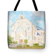 Visitation Monastery Mobile Alabama Tote Bag