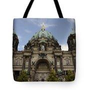 Visiting Berlin 2 Tote Bag
