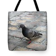 Visiting The Old City Tote Bag