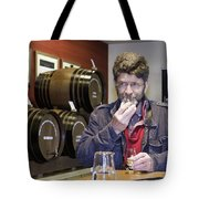 Visitor Samples Single Malt Whisky Tote Bag