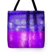 Visitors In Our Life Tote Bag