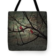 Visitors  Tote Bag by Kim Loftis