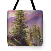 Vista View Tote Bag