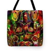 Visual Art Tote Bag