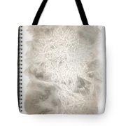 Visual Diary Dandelion Tote Bag