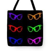 Visual Distinction Full Spectrum Tote Bag