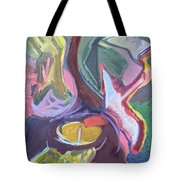 Visual Jazz #21 Tote Bag