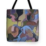Visual Jazz #23 Tote Bag
