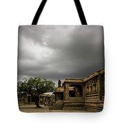 Vittala Temple Tote Bag