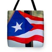 Viva Puerto Rico Tote Bag