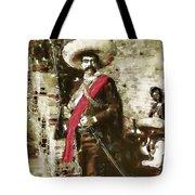 Viva Zapata Tote Bag
