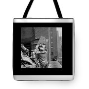 Vivian Maier Self Portrait Probably Taken In Chicago Illinois 1955-2016 Tote Bag