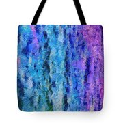 Vivid Calm Tote Bag