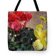 Vivid Colors Tote Bag