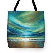Vivid Sky Tote Bag