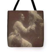 Vivien And Merlin Vivien And Merlin Tote Bag