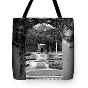 Vizcaya Garden Tote Bag
