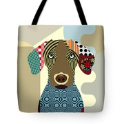 Vizsla Dog Tote Bag