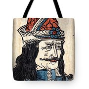 Vlad IIi (1431-1477) Tote Bag