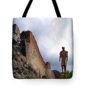 Dracula Aka Vlad The Impaler Real Castle Tote Bag