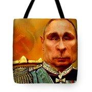 Vladimir Putin Tote Bag