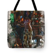 Vodoo Child Tote Bag