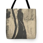 Voice Back Tote Bag