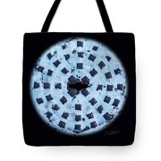 Voice In The Snow Tote Bag