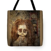 Voices In The Walls Tote Bag