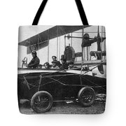 Voisin Flying Machine, 1912 Tote Bag