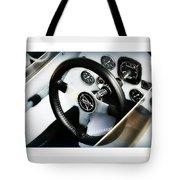 Volant Sportif Tote Bag